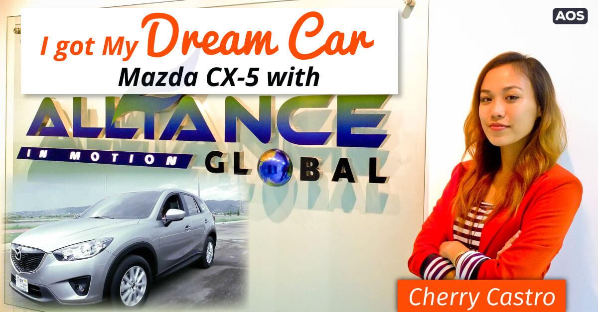 Cherry Christrose Castro – AIM Global Success Story