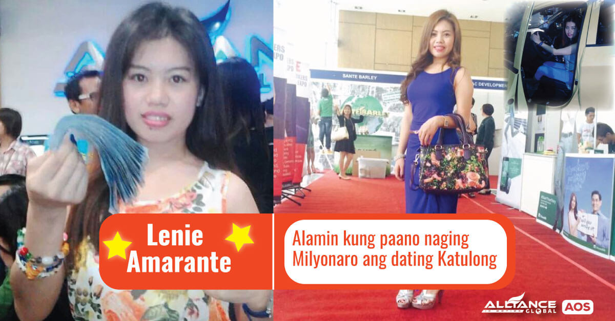 Dating Kasambahay Lenie Amarante – AIM Global Success Story