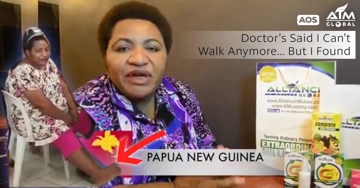 C24/7 Miracle – Must See! Vulvar Cancer Patient & Unable to Walk Anymore said by Doctors