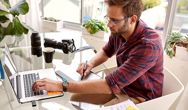 9 Ways to Stay Productive When You Work From Home
